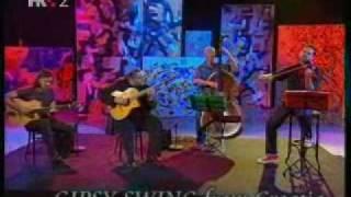 Damir Kukuruzović gipsy swing quartet - Nature boy