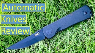 Top 10 Best Automatic/Switchblade Knives 2019