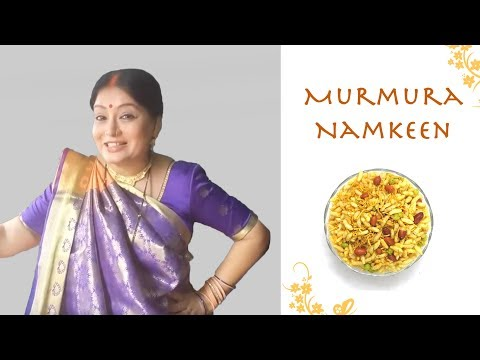 Murmura Namkeen Recipe | Tasty and Easy | Samta Sagar