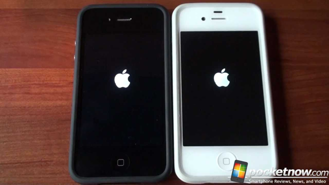 iPhone 4S vs. iPhone 4 - YouTube