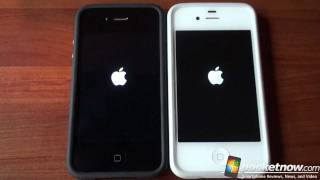 iPhone 4S vs. iPhone 4(Full iPhone 4S review: http://bit.ly/tSkfdu Apple claims that the iPhone 4S is 2x faster with CPU tasks and 7x faster with graphics tasks when compared to the ..., 2011-10-24T19:16:09.000Z)