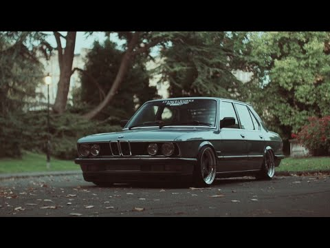 BMW E28 - Old Classic | Stance