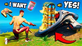 WHEN YOUR DAD *OWNS* EPIC GAMES!! - Fortnite Funny Fails and Moments! 1152