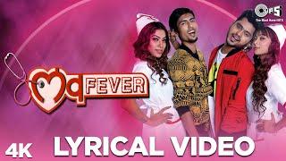 लव फीवर Love Fever - Lyrical Video | Rajneesh Patel, Mr.PRO | Nita, Mahi | Latest Marathi Songs 2020