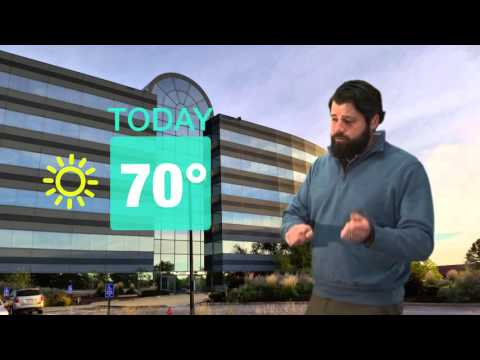 Gary's Weather Cube Forecast - December 1, 2015