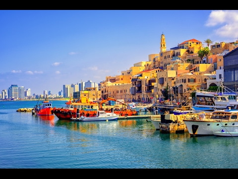 Jaffa: A Port City Dream