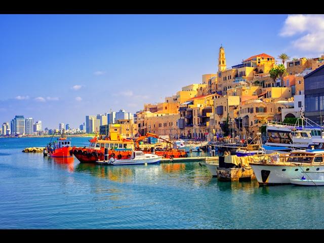 Pack die Badehose ein - Tel Avivs Strände