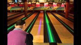 AMF Xtreme Bowling 2006 XBOX