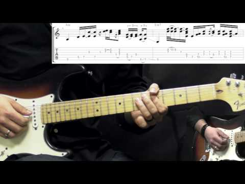 Jimi Hendrix - Little Wing Intro - Rock Guitar Lesson (w/Tabs)