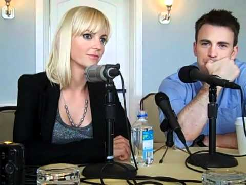 """Anna Faris and Chris Evans:  """"What's Your Number"""""""