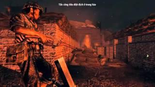 Cùng chơi game 7554 - Chiến thắng Điện Biên Phủ Part 10.2: Gặp a Hà chưa đầy 1p ;(