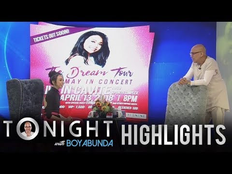 TWBA: Maymay's reaction on being called 'The New Concert Princess'