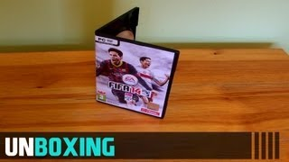 Official Unboxing: Fifa 14