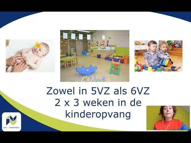 Info derde graad Verzorging - IVV Sint-Vincentius GENT
