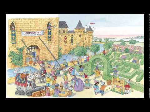 Thema ridders en kastelen youtube for Werkbladen ridders en kastelen