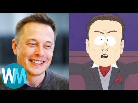 Top 5 Elon Musk Cameos
