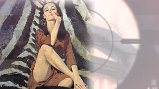 Женщины Джеймса Бонда - Иллюстратор Robert MсGinnis