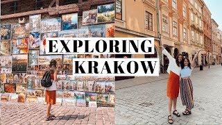 exploring krakow, poland! | old town & auschwitz-birkenau