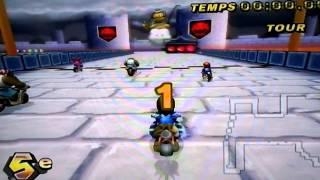 Mario Kart Wii EPISODE SPÉCIAL : 4 circuits en CWF Nintendo!