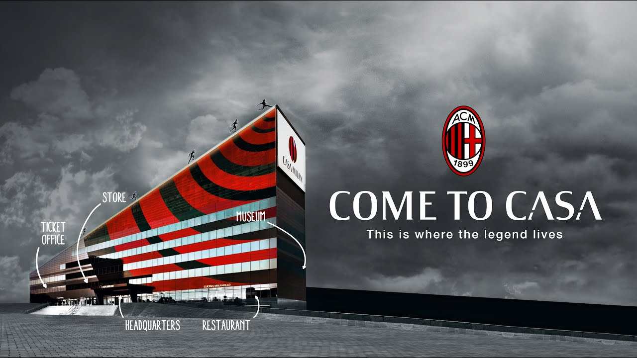Casa Milan a yearlong success  AC Milan Official  YouTube