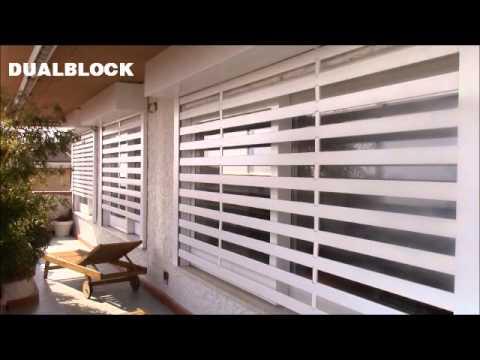 Cassonetti Esterni Per Avvolgibili.Cassonetto Esterno Blindato Dual Block Youtube