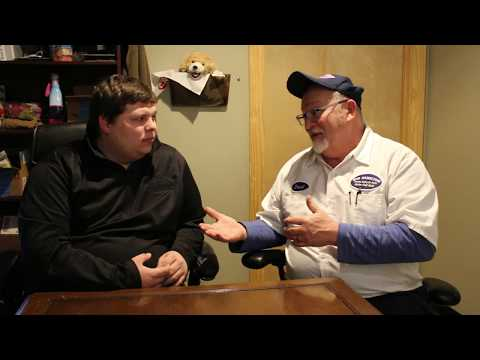 Master Plumber, Paul - Talking about Water Heaters