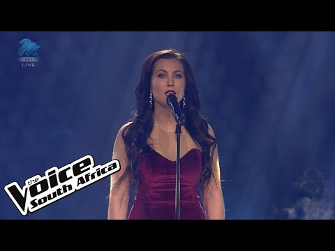 Samantha - One Day I'll Fly Away | The Live Show Round 8 | The Voice SA