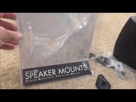 Princess Auto Speaker Mounts Made By Vantage Point