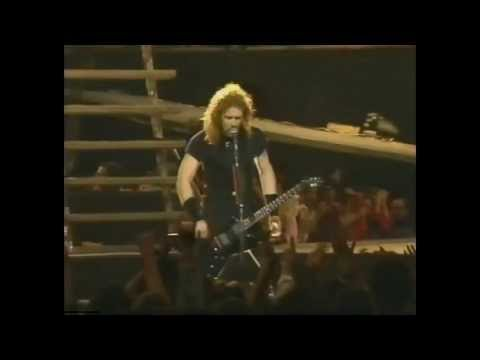 Metallica Battery 1993 LIVE Mexico City (HD)