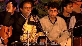 Qawwali music from Sabri Brothers