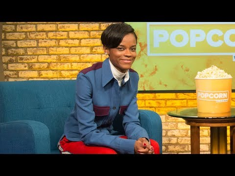 Download Youtube: 'Black Panther' star Letitia Wright sings Kendrick Lamar's 'Alright'
