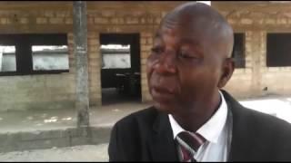 Gambar cover Proviseur du Lycée Coléah après la manif du lundi 30 janvier 2017: M. Camara Mamadouba Néribily