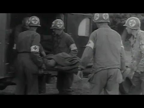D-Day Medic Remembers Omaha Beach