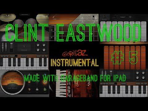 Clint Eastwood (Gorillaz instrumental GarageBand Cover)