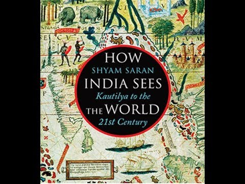 Book discussion | How India sees the World: Kautilya to the 21st Century