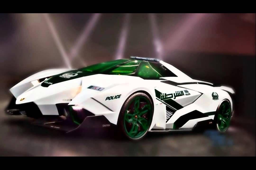 Lamborghini Egoista 02   YouTube