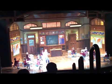 School of Rock Broadway Act 1