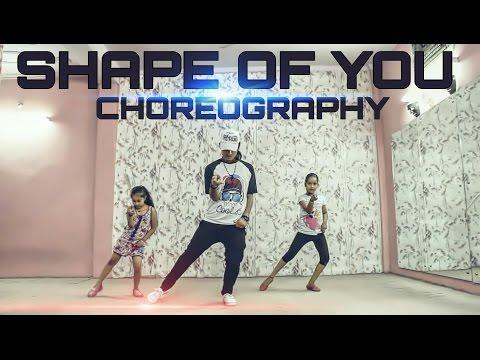 Shape Of You   Ed Sheeran   Kids Hip Hop Dance Routine   Mr. Blaze Dance Choreography   Best Dance