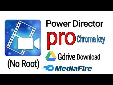 Power director pro apk with Chroma key Tutorial