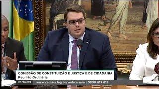 CCJ  - Comissão pode votar a reforma da Previdência - 23/04/2019 - 15:06