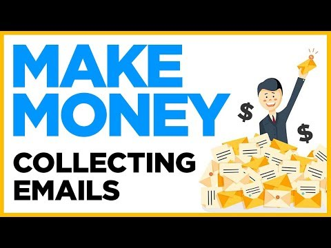 Make Money Collecting Emails For 2019 (Passive Income)