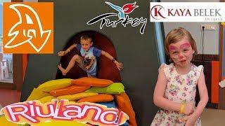 Kaya Belek 5* Детский клуб в отеле. Mini club. Hotel Kaya Belek 5