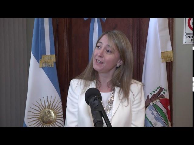 PARANÁ TIENE DEFENSOR DEL PUEBLO Y ZOFF LO DESTACÓ COMO UN COMPROMISO CUMPLIDO