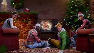 FORTNITE: CHRISTMAS SKIN GOES BACK OFFICIAL TRAILER SEASON 7