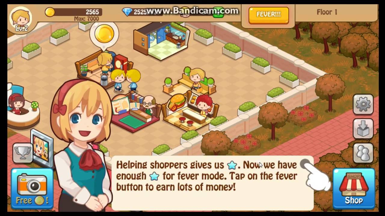happy mall story mod apk unlimited money and gems