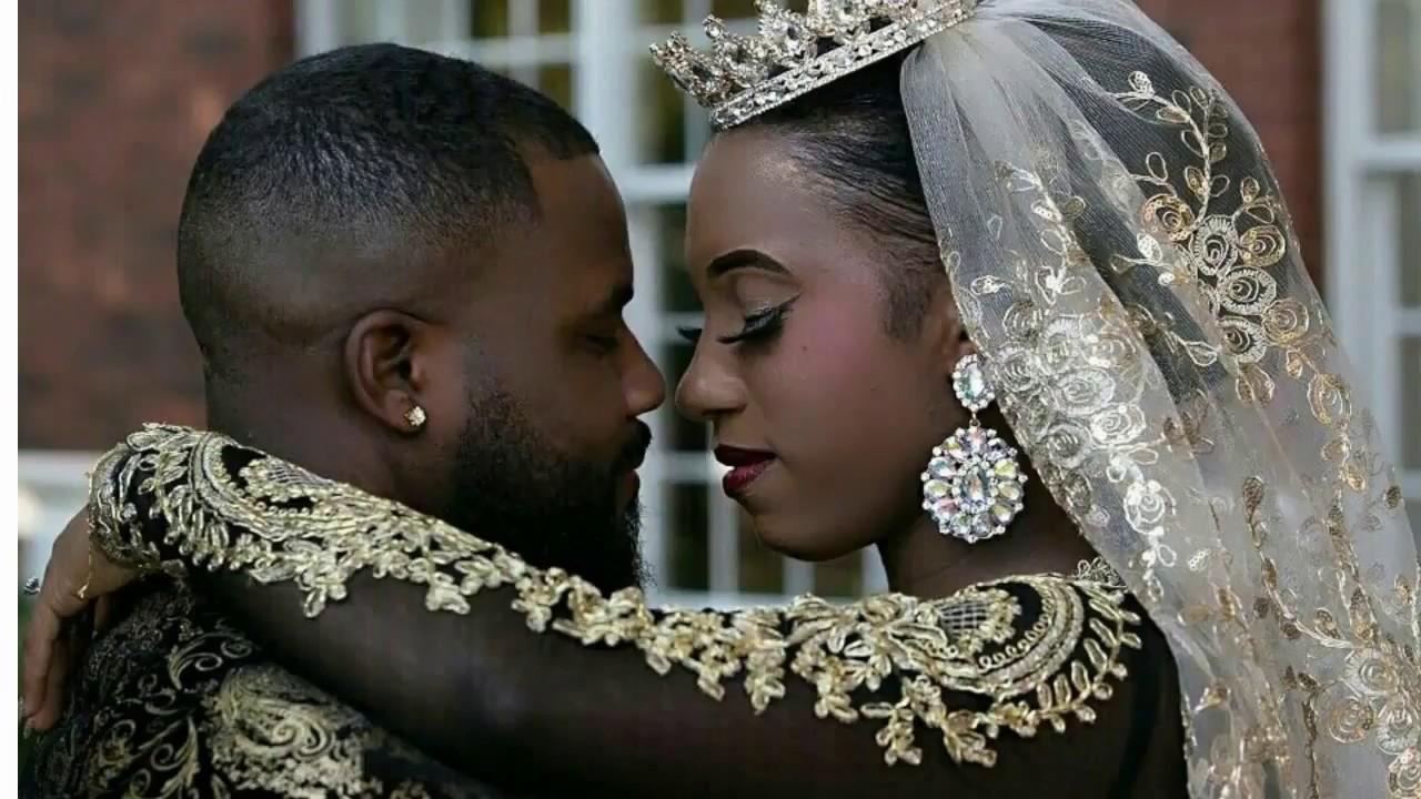 BLACK WOMAN BLACK MAN NATURAL LOVE
