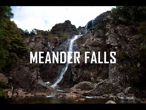 MEANDER FALLS TASMANIA