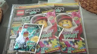 NOWOŚĆ MAGAZYN LEGO HIDDEN SIDE - POTWORY SĄ WŚRÓD NAS!!!