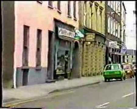 Old Clip of Loughrea  Town