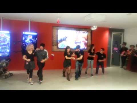 Riot Games Swing Dance Club - Egg Nogg